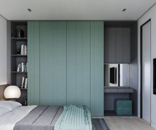 шкаф для спальни фото