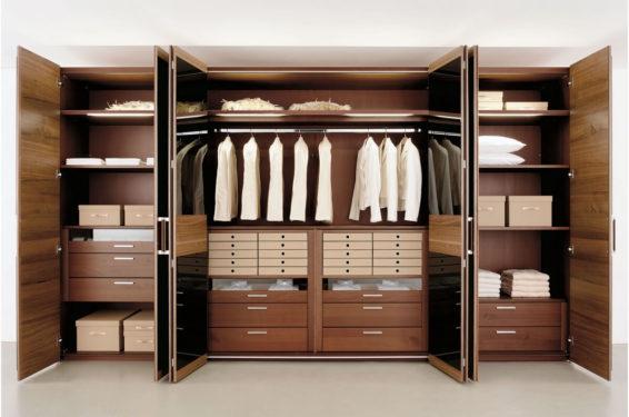 планировка гардеробной комнаты фото