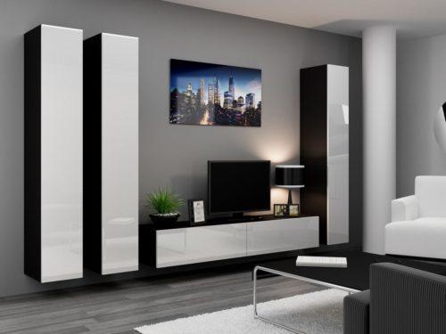 современная стенка под телевизор фото