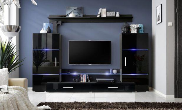 стол тумба под плазму телевизор фото