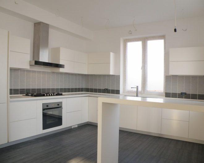 Белая кухня Marlen фото заказа № 62