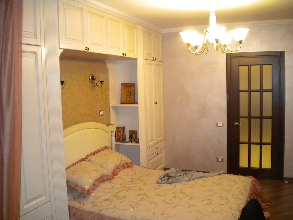 белая спальня в стиле прованс фото