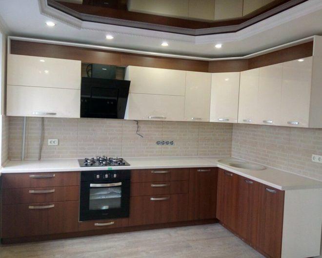 Кухонный гарнитур Алина фото заказа № 178