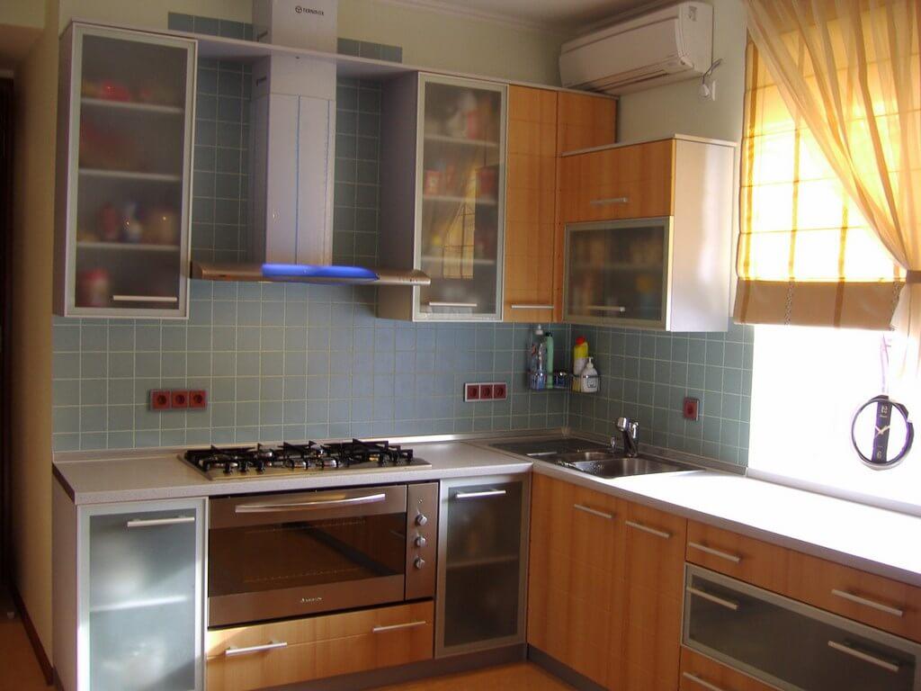 кухни фото дизайн малогабаритные