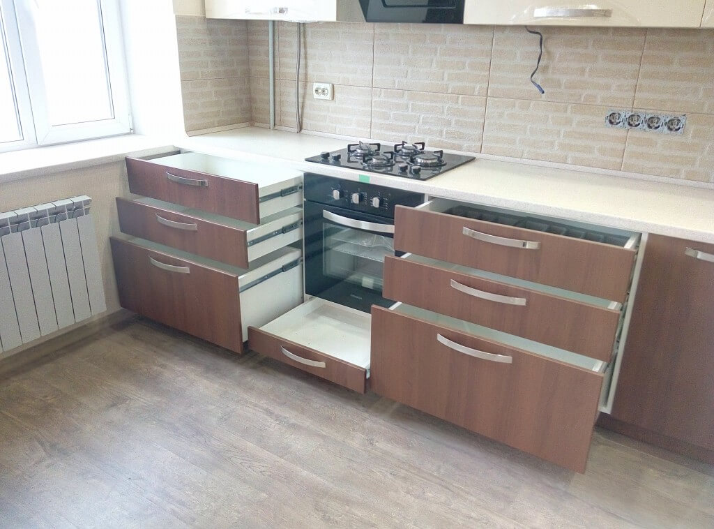 кухни фотогалерея