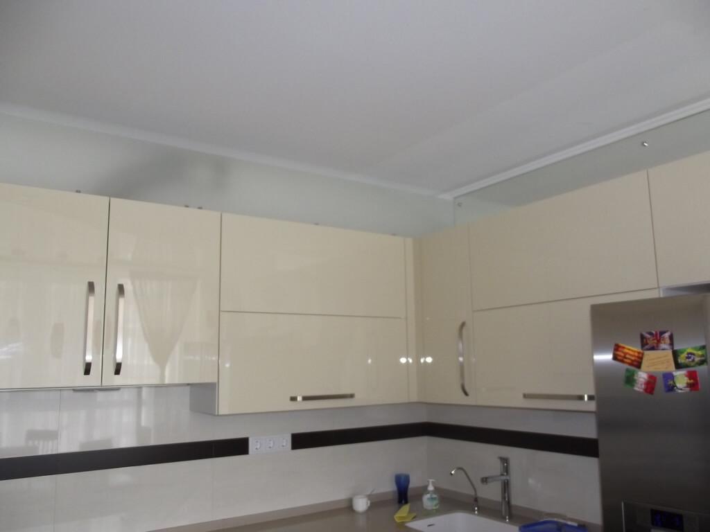 кухни цвета капучино фото