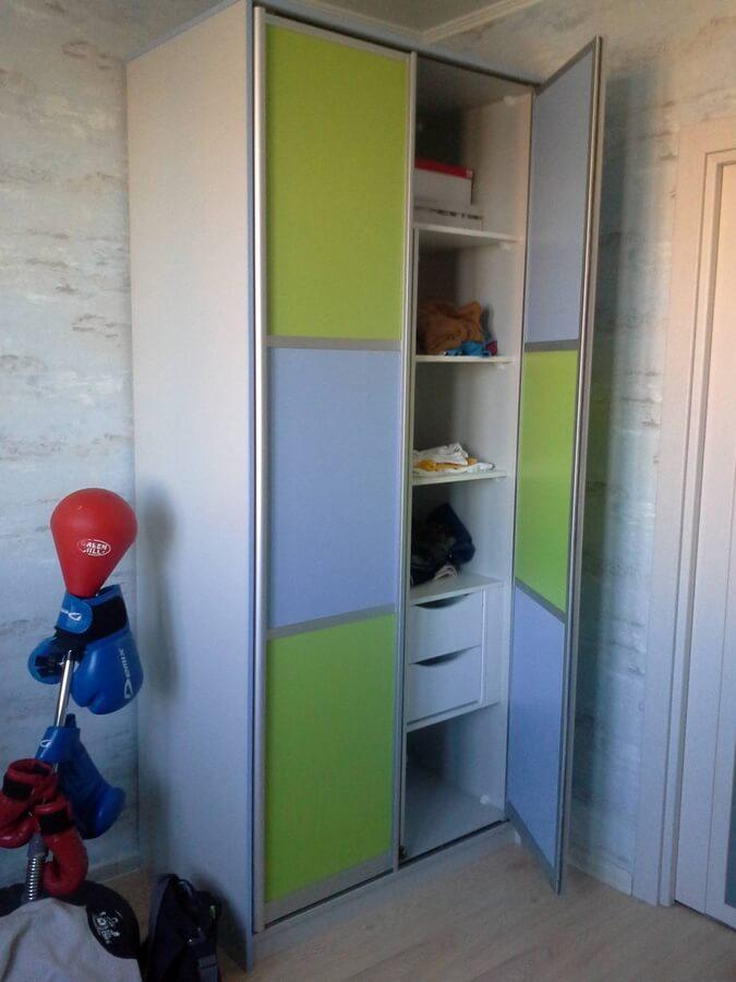 мебельный гарнитур в детскую комнату фото