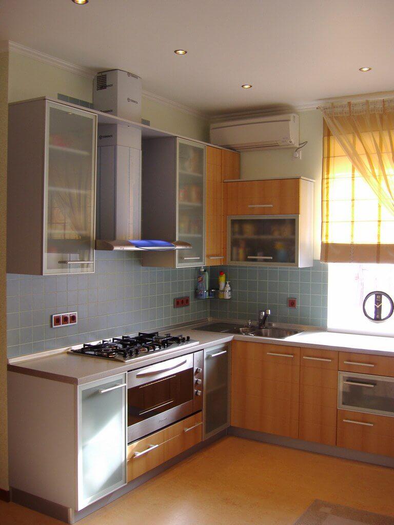 песочная кухня фото