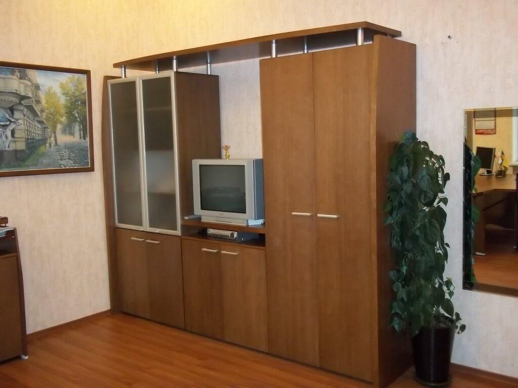 шкаф из шпона фото