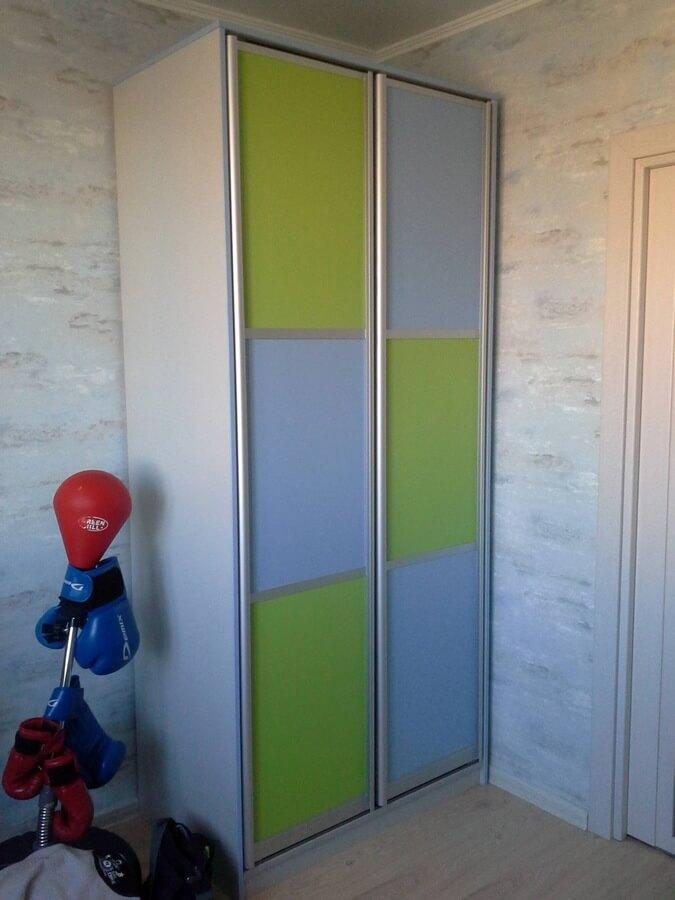 шкаф купе в детскую комнату фото