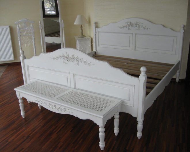 Спальня из натурального дерева ГРЕТА фото заказа № 212