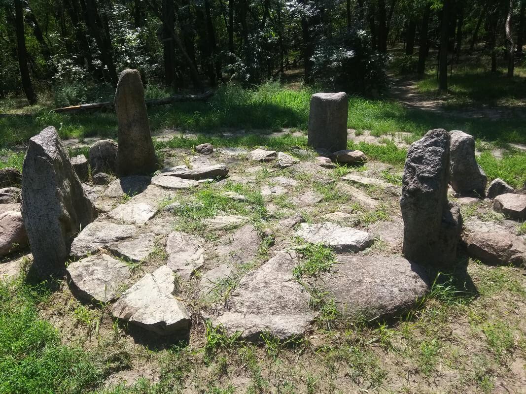 Скифские святилища фото