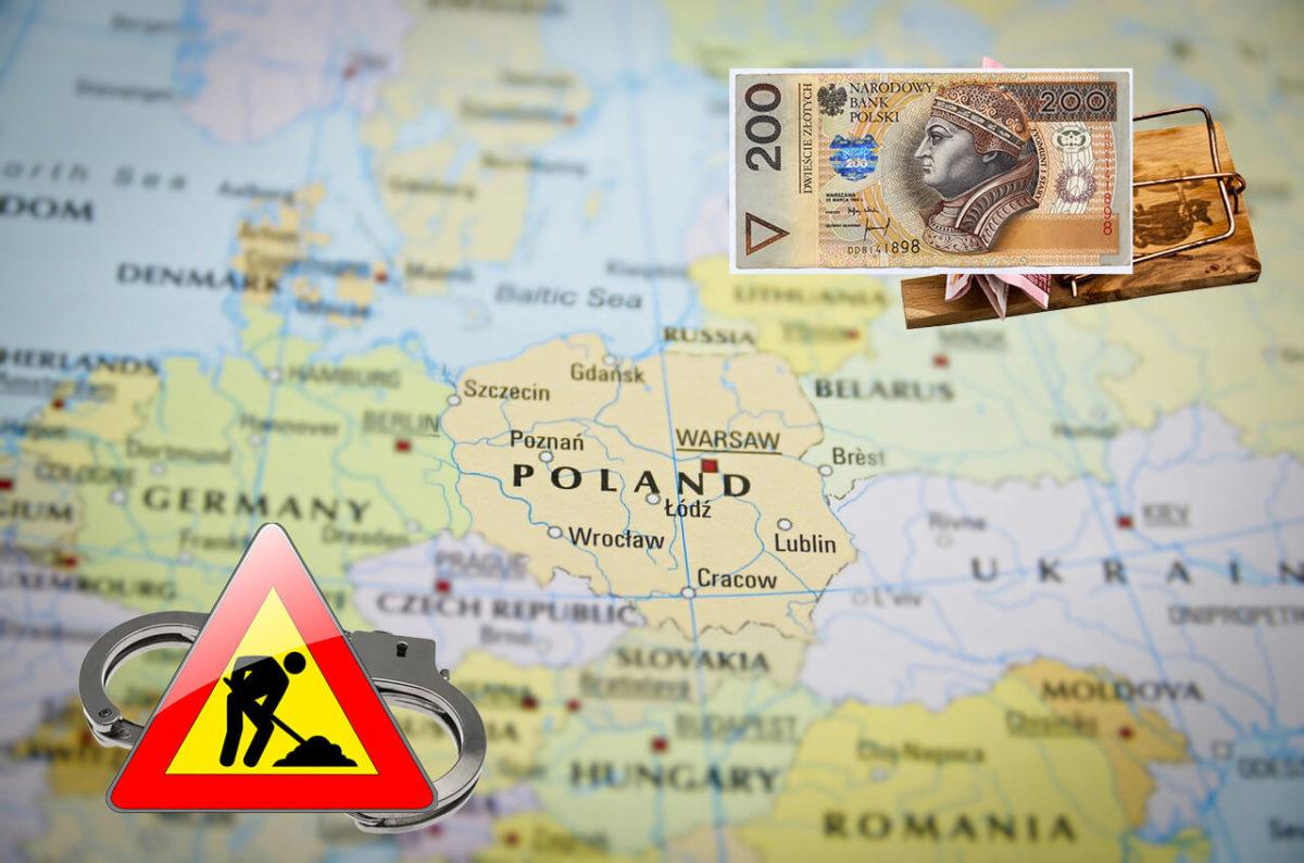 Работа в Польше: черный список 2019. Советы бывалых новичкам