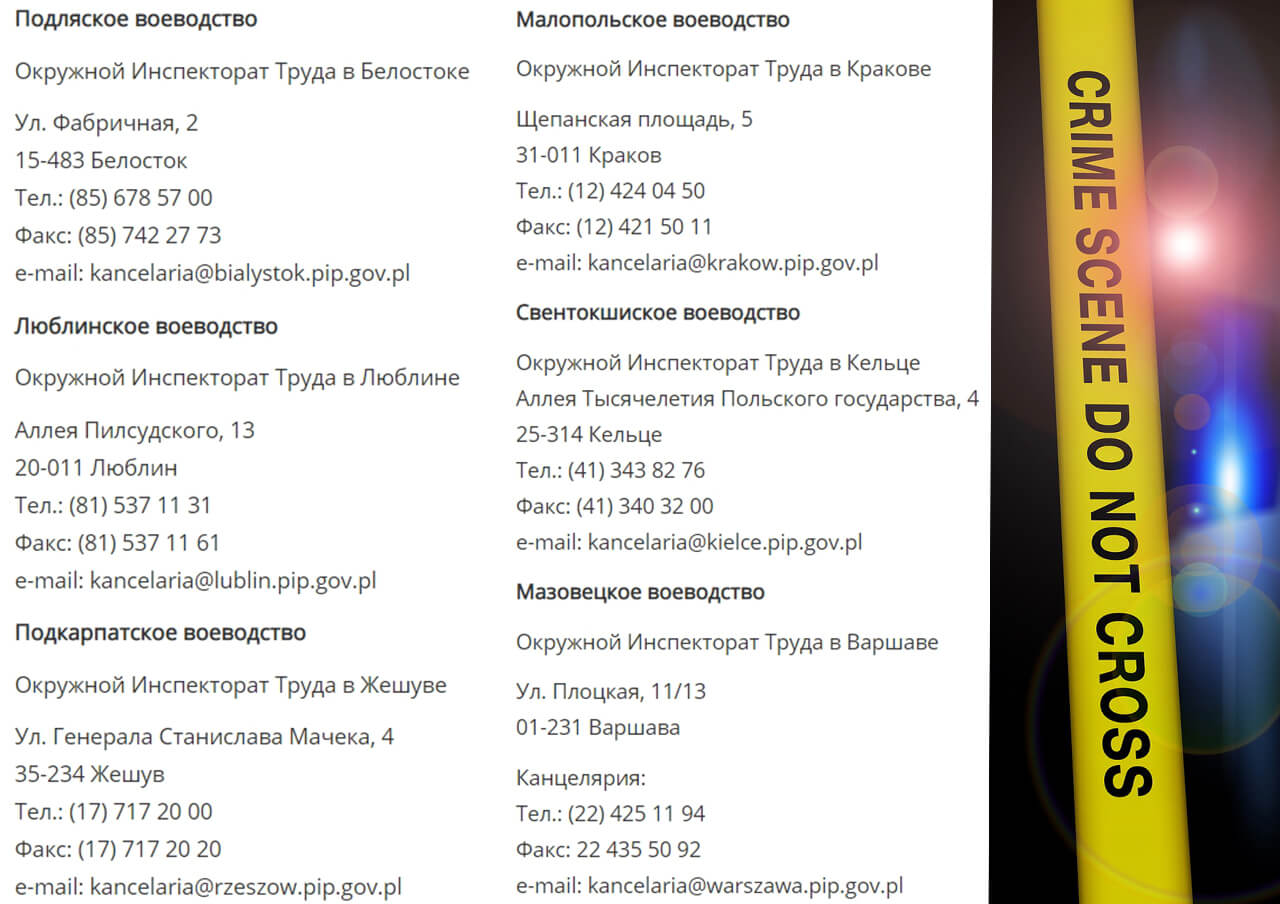 онлайн помощь украинцам в польше фото