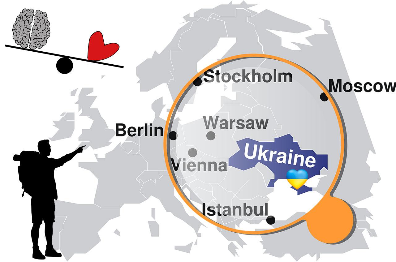 Куда лучше ехать на заработки из Украины в 2019 году?